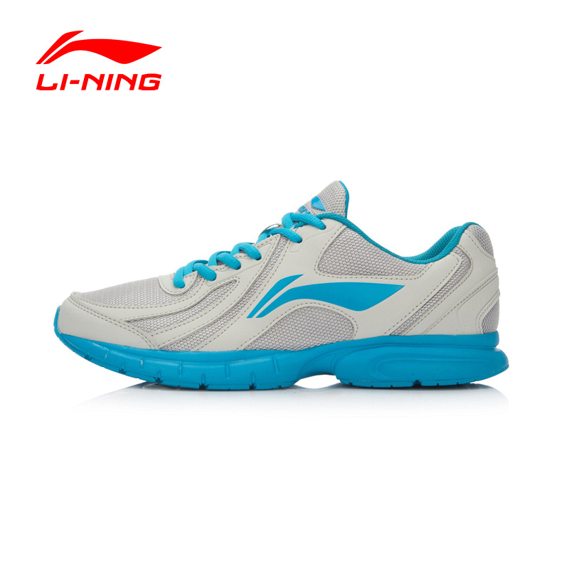 LI-NING Men Running Shoes Light Weight Breathable Cushioning Skid Resistance Sneakers Sport Shoes ARBL037 XYP313 peak sport speed eagle v men basketball shoes cushion 3 revolve tech sneakers breathable damping wear athletic boots eur 40 50