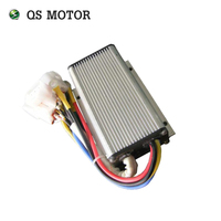 QSKBS72121X,130A,24 72V, MINI BRUSHLESS DC CONTROLLER for electric in wheel hub motor