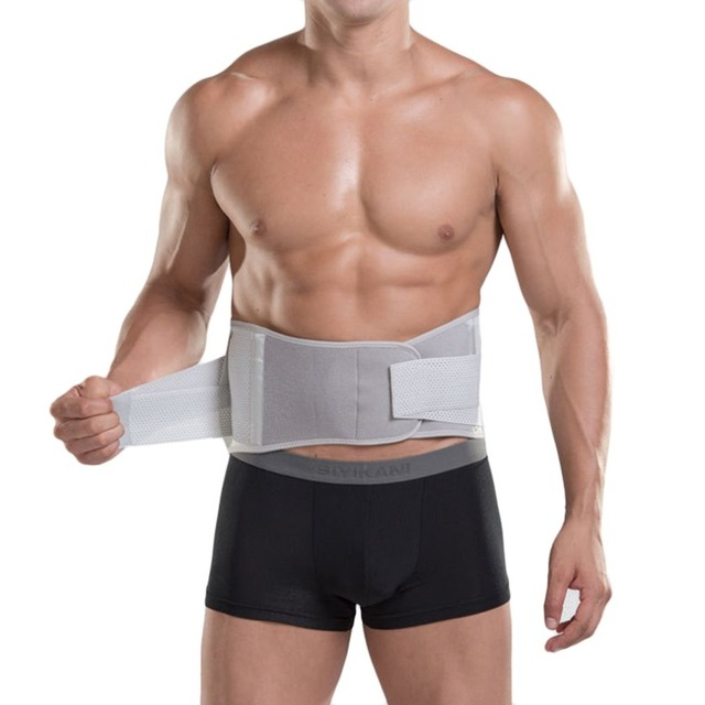 Lumbar Support Waist Pain Back Injury Support Brace For Fitness Weightlifting Belts Sports Safety Corrector Waist Support Belt