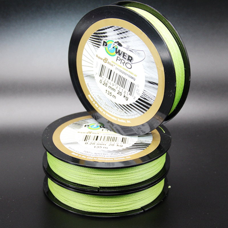 Simago 135M Fishing Line 8 Stand Pro Super 8 Slick Braided Power Japan PE Fishing Line Multifilament 0 10mm 0 40mm Stealth line in Fishing Lines from Sports Entertainment