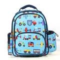 2016 fashion unisex children cartoon car pattern school bags for girls large capacity backpack for boys mochila kids schoolbag