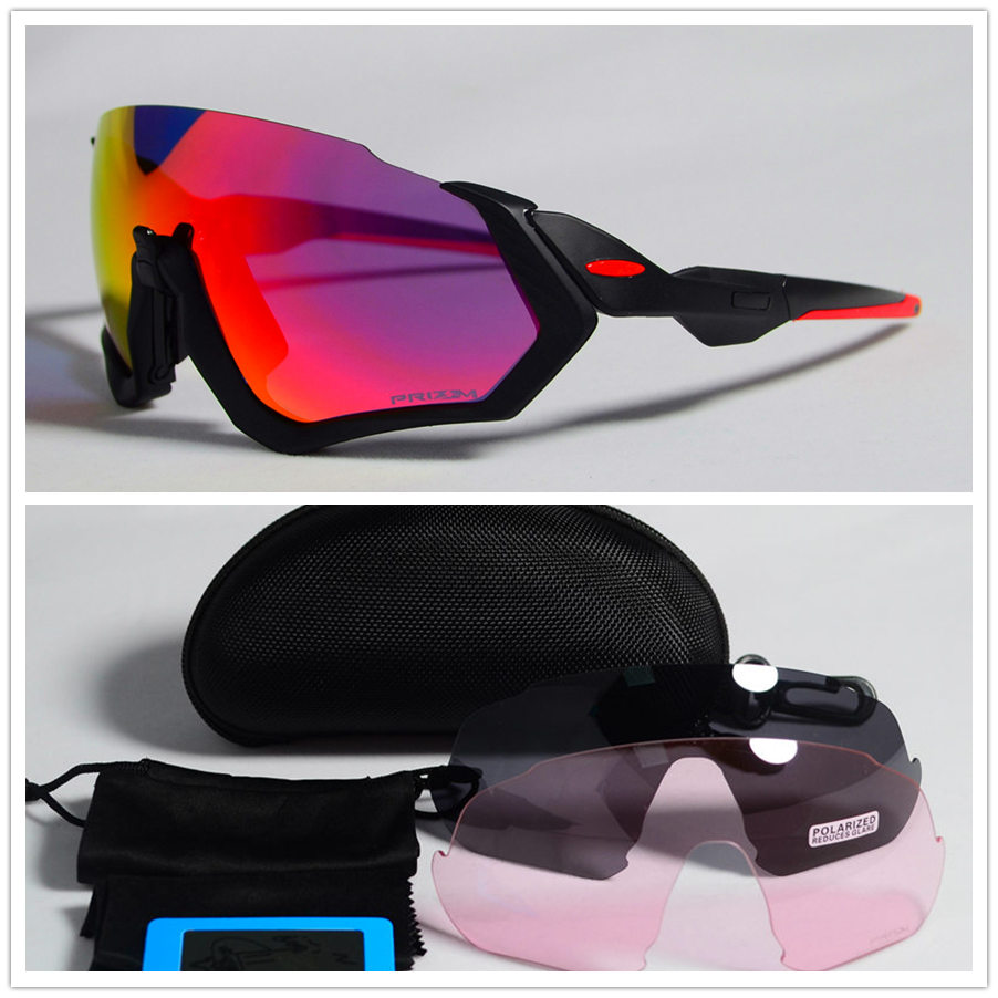 4599c78b35a ... 3 Lens UV400 Bicycle Cycling Glasses Men Women Sport Road Bike Cycling  Eyewear oculos gafas