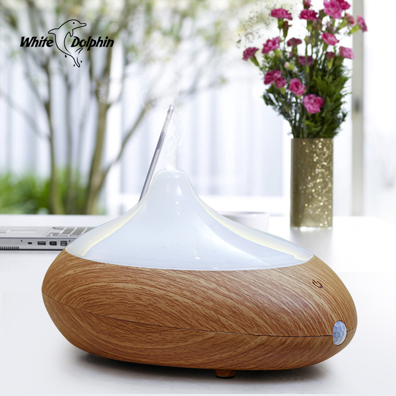 Ultrasonic Aromatherapy Humidifier Essential Oil Diffuser Cool Mist Mini Portable Purifier Air Humidifier USB Aroma Diffuser кольца