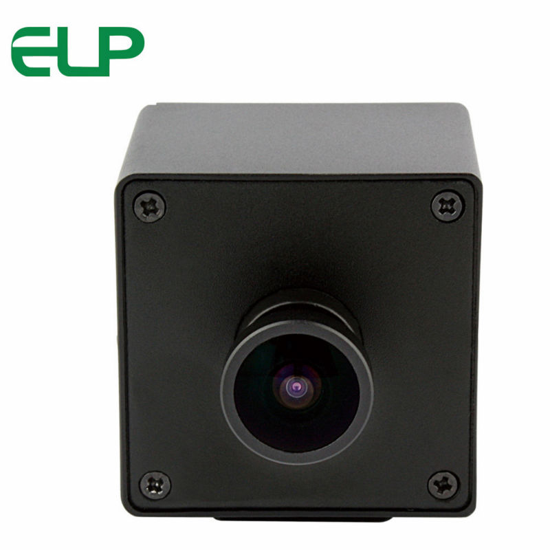 ELP fisheye USB Surveillance camera 1080P Full Hd H.264 30fps High Speed Mini CCTV Android Linux UVC Webcam USB Camera Module elp high speed 2mp cmos ov2710 module wide view angle fisheye uvc android linux ir led board night vision hd usb camera 1080p