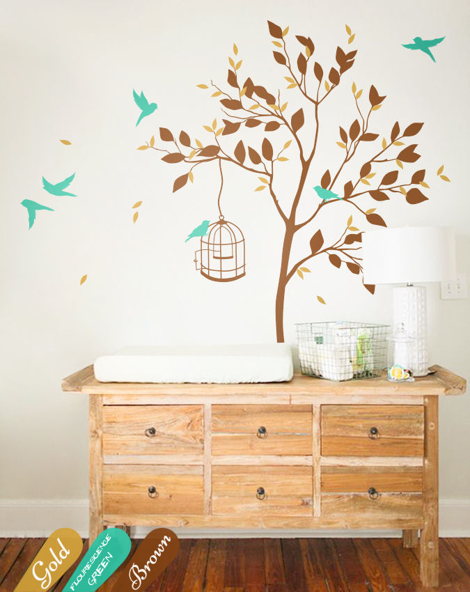 Popular Unisex Wall DecalsBuy Cheap Unisex Wall Decals Lots From - Baby room decals