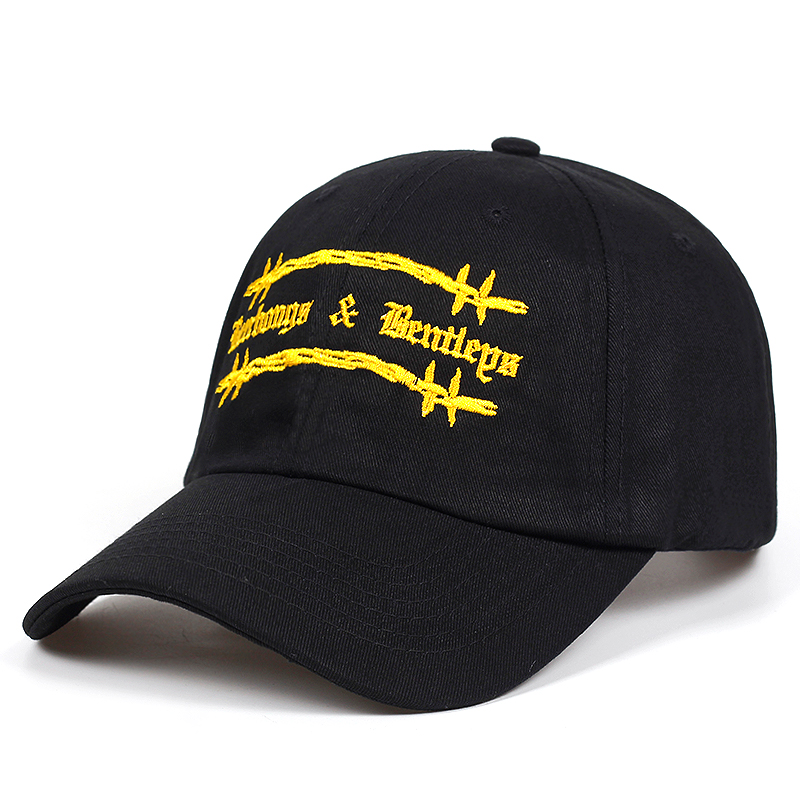 High Quality Cotton Post Malone Beerbong   Bentleys dad Hat Adjustable  Baseball Cap Unisex Couple Cap Fashion Snapback Caps-in Baseball Caps from  Apparel ... 94a9256a1c5d