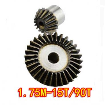 1.2M-15T/90T Precision 90 Degree Bevel Gear Umbrella Steel Gear аксессуар intex easyset 28020