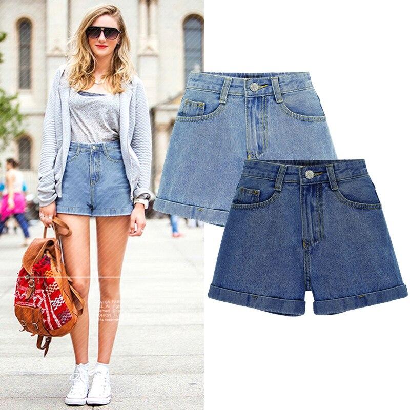 Queechalle L Xl Xxl Xxxl 4xl 5xl 6xl Plus Size Shorts Jeans For