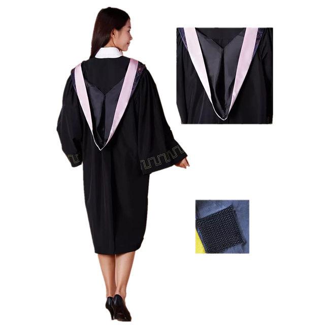 Online Shop Master\'s Degree Gown Bachelor Costume Cap University ...