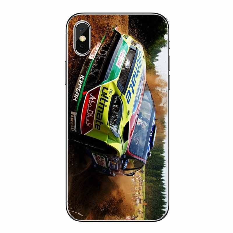 ВКР автомобиль гонки, гоночный прозрачный мягкий чехол Чехлы для samsung Galaxy A5 A6 A7 A8 A9 J4 J5 J7 J8 2017 2018 плюс премьер
