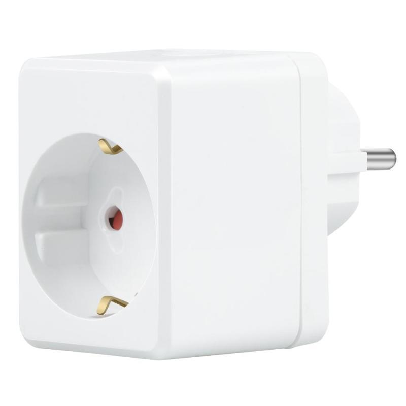 WIFI Wireless Remote Switch EU Plug Socket Smartphone Remote Control Assist Amazon Alexa Google Smart Plug Socket With USB Port