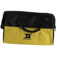 16 Large Size Handheld Kit Multifunctional Tool Bag With Shoulder Strap BS525316