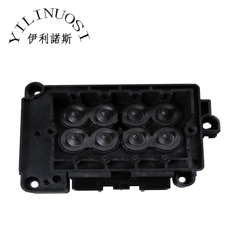 все цены на DX7 Printhead F189010 Original Solvent Manifold / Adapter    printer parts онлайн