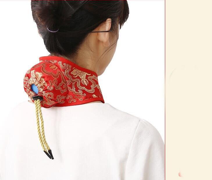 portable neck box Moxibustion moxa burner set acupuncture massage use