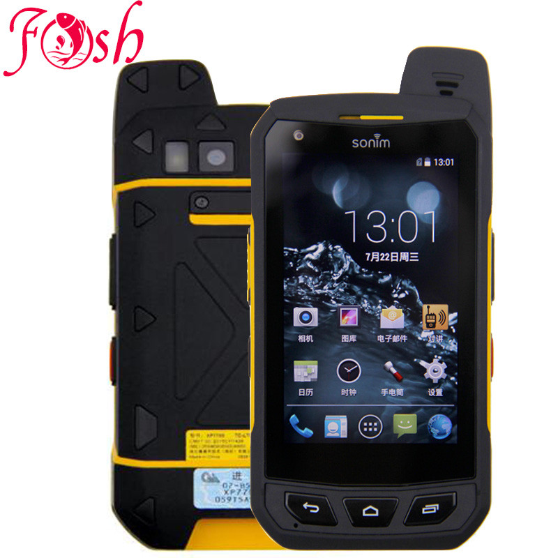 online get cheap sonim mobile phones aliexpress com alibaba group 100% original sonim xp7s fdd let 4g octa core ip68 waterproof phone 4820 battery 13mp camera 3gb ram 64gb rom mobile xp7 xp6