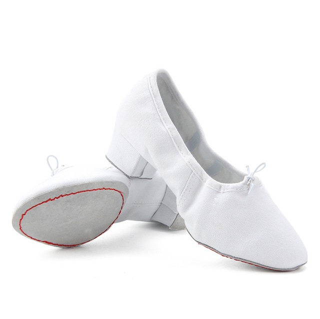 Sneakers Shoes Sports Female Soft Bottom Dance Shoes For Women Laces Training Shoes Yoga Belly Dance Folk Dance Shoes Woman