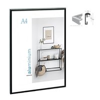 Classic Super Narrow Aluminum A4 Poster Frame For Wall Hanging Metal Photo Frame Certificate Frame