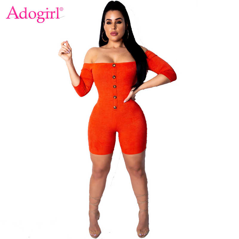 ... Adogirl Pure Women Sexy PU Leather Two Piece Set Deep V Neck Bra Crop  Top +. RELATED PRODUCTS. Adogirl Solid Buttons Off Shoulder Bandage  Jumpsuit Women ... 2bfa1222e