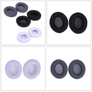 Image 3 - Hot 1Pair Replacement Black/White/Grey/Red Ear Pads Cushion for Monster Beats By Dr Dre Solo Solo HD Headphones Headsets Ear Pad