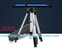 PB1200 High Quality Universal Portable Free Lifting Aluminum Projector Tripod Stand With Tray