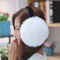 New hot promotion women's earmuffs rabbit fur earmuff Autumn and winte earmuffs adjustable ear-cap
