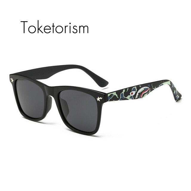 Последний Шик солнцезащитные очки человек женщина камуфляж ноги polaroid открытый спорт красочные оттенки 5068