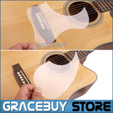 Transparent Acoustic Guitar Pickguard Droplets Or Bird Self-adhesive 41′ Pick Guard PVC Protects Your Classical Guitar Surface