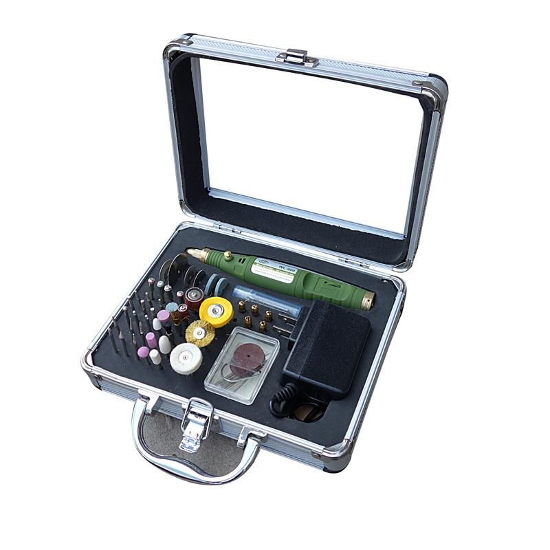 WLXY 800D Juego de taladro rotativo eléctrico 80 piezas Kit de - Herramientas eléctricas - foto 2
