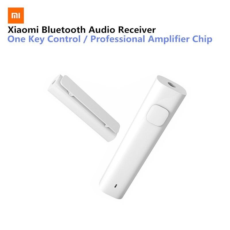 Original Xiaomi bluetooth receiver adaptador bluetooth audio Receiver Wireless Speaker headphones earphone Hands Free Portable цена