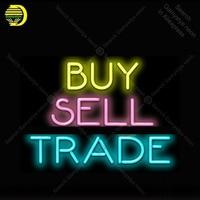 Kupić sprzedaży handlu znak światła Neon rzemieślnicze szklana rurka Neon żarówki znak wystrój pokoju ściany garażu Neon znak pokładzie u nas państwo lampy akcesoria w Żarówki i oprawy neonowe od Lampy i oświetlenie na