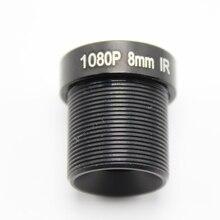 M12 MTV 16mm 12mm 8mm 3MP HD CCTV Camera Lens IR HD Security Camera Lens Fixed Iris Long Distance View