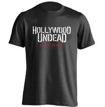 Hollywood Undead Mens & Womens Printing T Shirt Band T Shirts Rock T Shirt