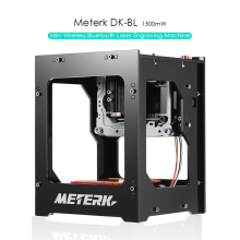Meterk 1500mW CNC laser engraving machine Mini USB Router DIY CNC laser Engraver Machine Bluetooth 4.0 Router for iOS/Android4.0