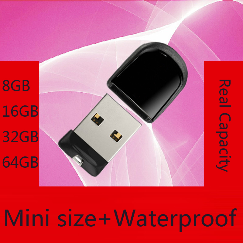 Mini USB 2.0 Waterproof Pendrive 512 GB USB Flash Drive 512GB Pen Drive 64GB Memory Stick Card 128GB Super Tiny Business Gift