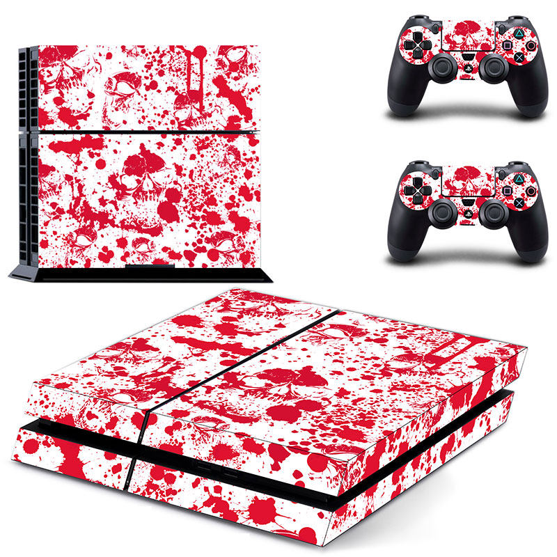 Sexy Anime Girl Skins Sticker PS4 Skin For Sony