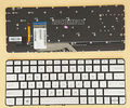 NUEVO PARA HP Spectre x360 13t-4000 13t-4100 13t-4200 Laptop Teclado Retroiluminado Plata EE. UU. Inglés
