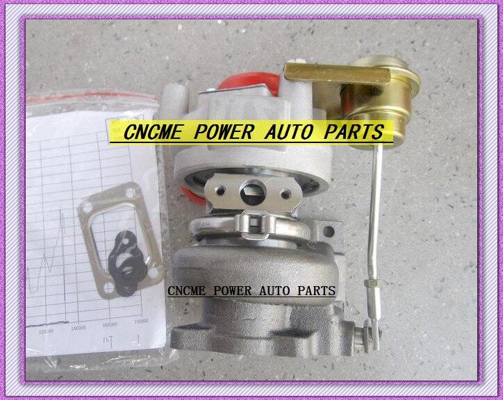 TURBO TD04-12T 49177-03140 49177-03160 Turbocharger For Mitsubishi Pajero L200 Bobcat S250 Skid Steer Loader Kubota V3300-T 3.3L (3)