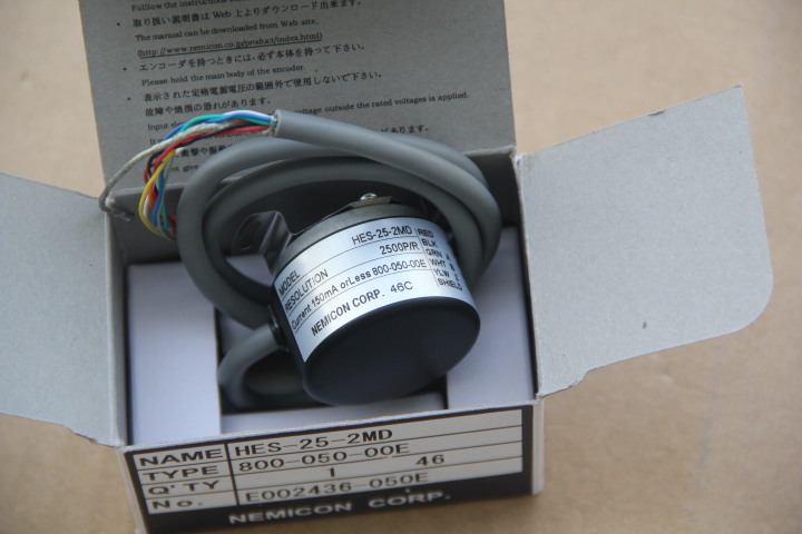 Freeship New economical type encoder HES-25-2MD 2500 pulse high performance 1-year warranty цены