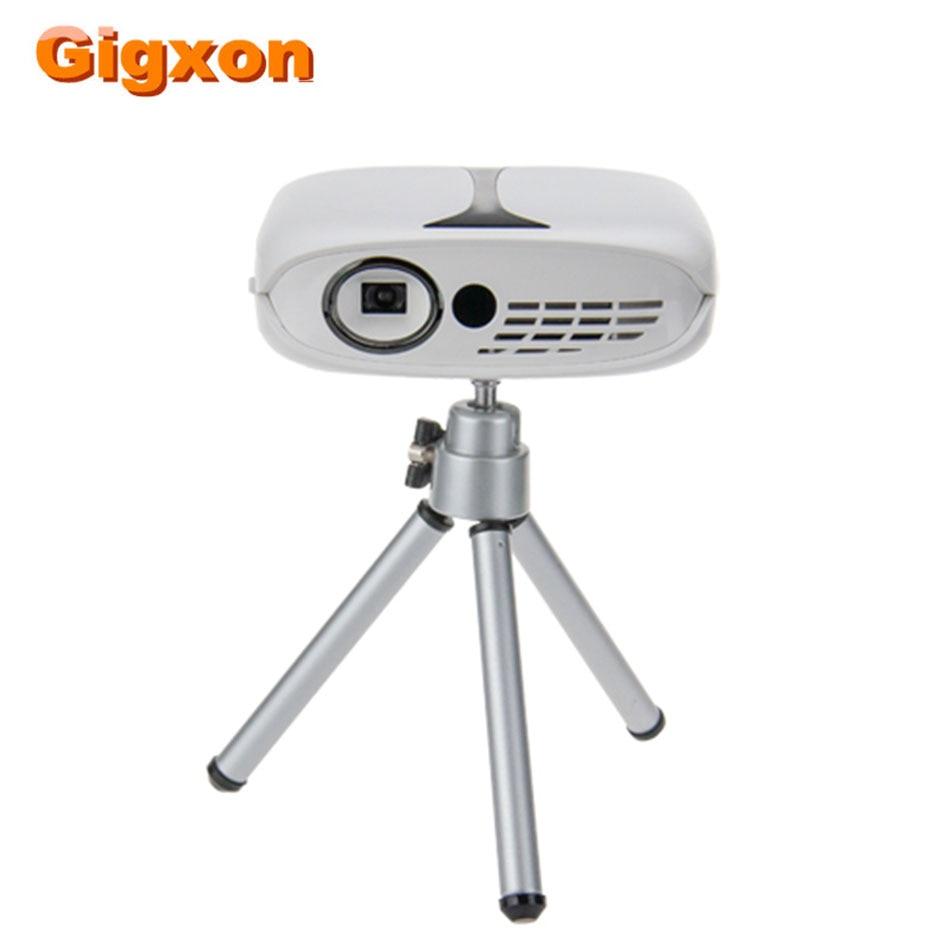 Gigxon G606 MINI projecteur DLP Max 1920*1080 Support HDMI USB WIFI Proyector Portable HD projecteur pour maison jeu cinéma Smartphone