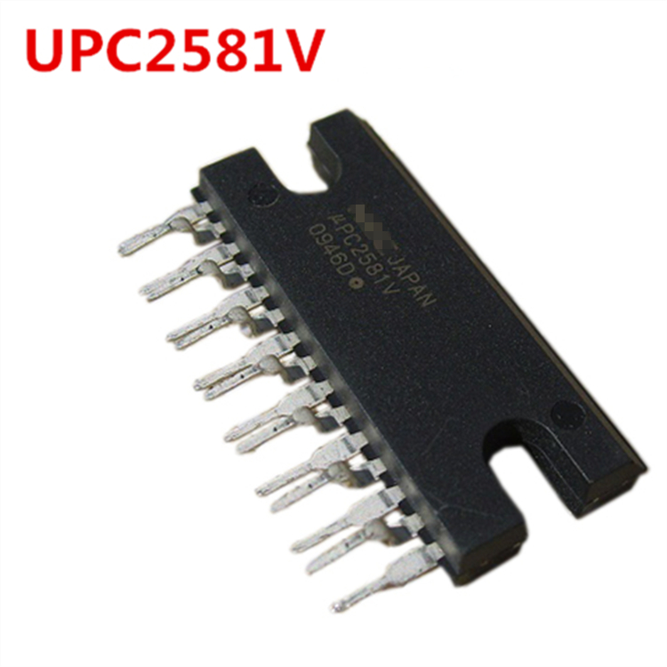 5PCS &10PCS  UPC2581V ZIP-15  100% New5PCS &10PCS  UPC2581V ZIP-15  100% New
