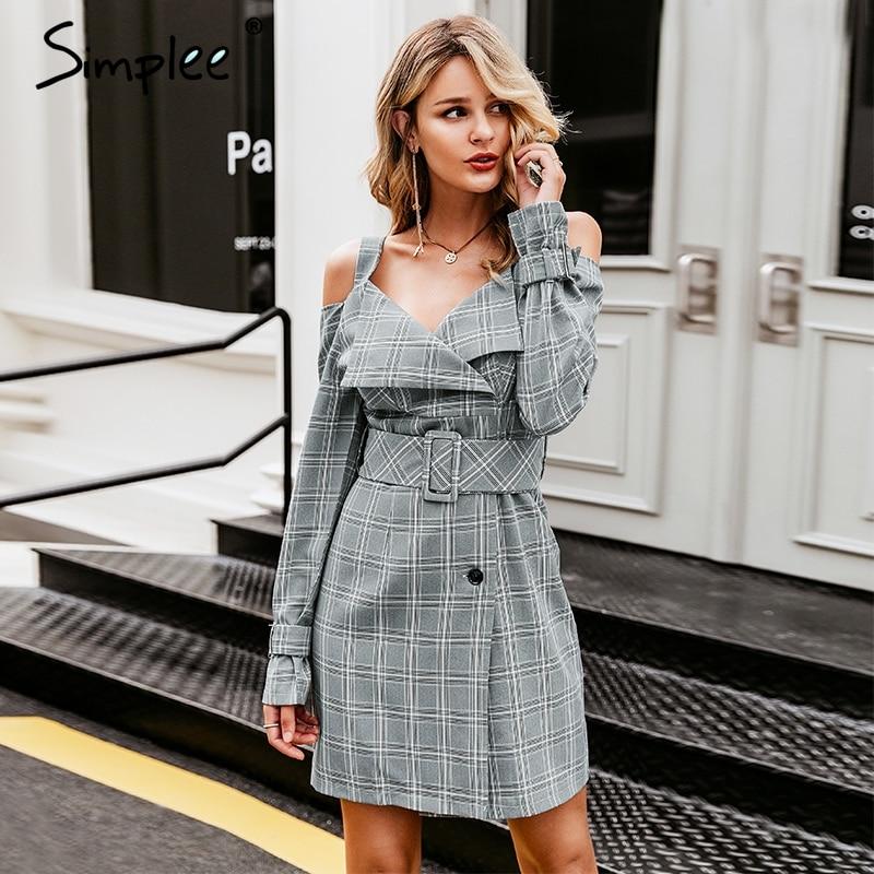 SIMPLEE Stiilne kleit