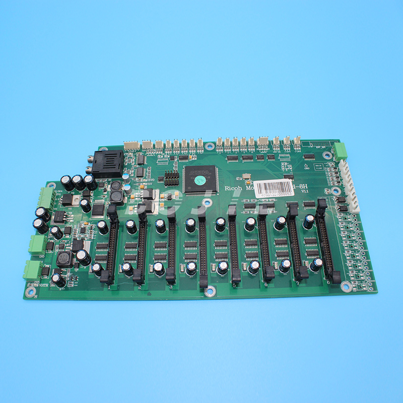 100% brand new wit color printhead board carriage board for Ricoh printhead
