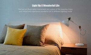 Image 5 - מכירת Youpin פיליפס חכם לבן LED E27 הנורה אור APP WiFi מרחוק קבוצת בקרת 3000k 5700k 6.5W 450lm 220 240V 50/60