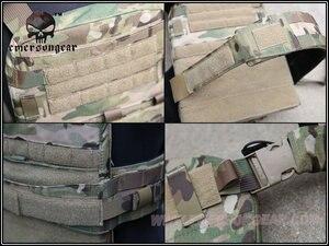 Image 4 - אמרסון CP סגנון אפוד אדפטיבית כבד גרסה Combat Airsoft Molle אפוד EM7397 עלווה ירוק