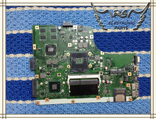 FOR ASUS k55 k55vd rev 3.1 Notebook motherboard /system mainboard professional Wholesale 100% tested OK