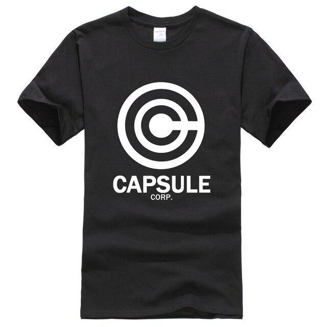 DRAGON BALL 2017 summer 100% cotton T-shirt anime short sleeve fashion casual men's T-shirts jersey homme t shirt tops brand