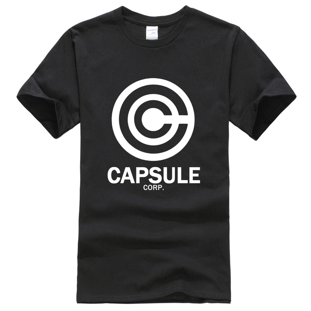 Capsule Corp. T Shirt Dragon Ball Z