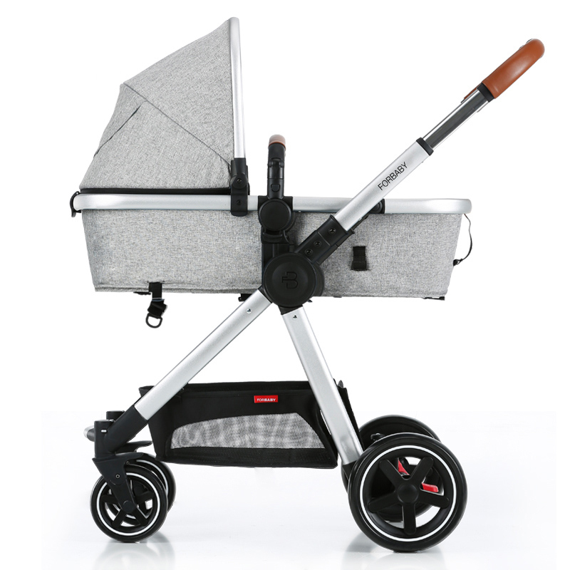 Luxury Stroller 4 Free Gift Baby Strollers Brands Infant Bassinet Blue Child Pushchair For Newborns Kid High Chair Baby Car Gray sunshade maker tor kid infant baby strollers pram buggy pushchair seats new