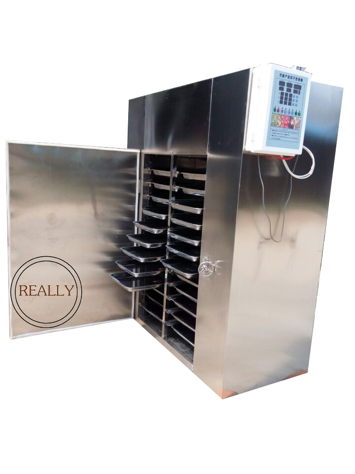 Hot Sale 12 Tray Industrial Food Dryer/food Freeze Dryer Machine  From China Manufacturer