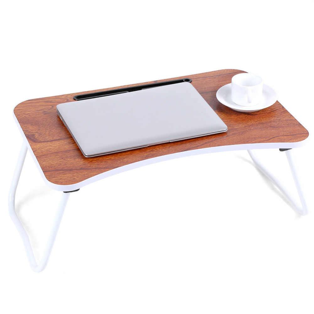 Регулируемая многофункциональная Складная подставка для ноутбука стол портативный стол поднос для завтрака стол кровать стол